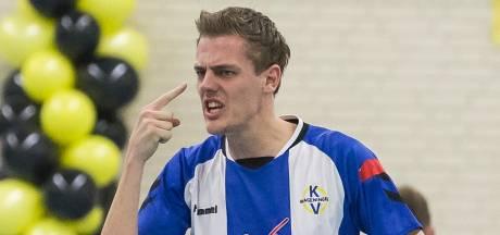 Blessure sterkhouder Broenink nekt KV Wageningen