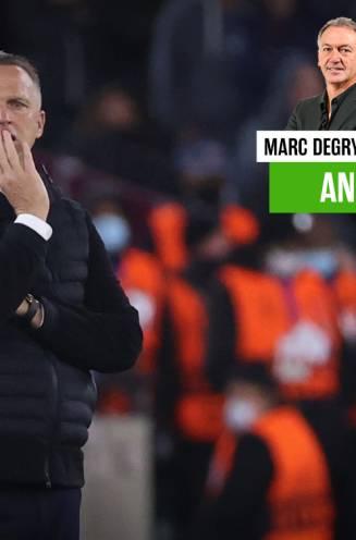 """Marc Degryse gaat op zoek naar oorzaken voor malaise bij Genk: """"De trainer? Er moet vooral vanuit deze groep meer komen"""""""