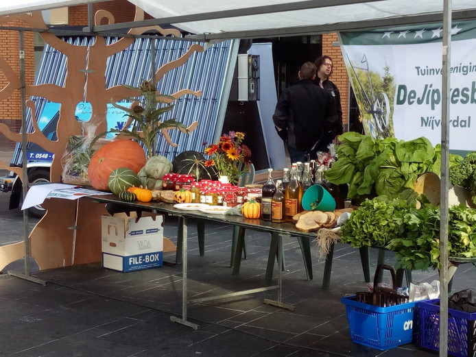 Tuinvereniging De Jipkesbelt en de afdeling Nijverdal-Hellendoorn van de Nederlandse Bijenvereniging houden zaterdag een open dag.
