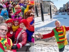 Toen Louis nog niet kon vermoeden hoe hij een jaar later carnaval zou vieren