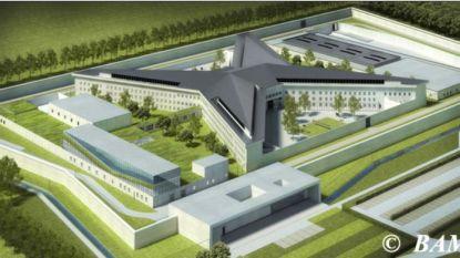 Gevangenis Dendermonde: nog geen steen gelegd, maar wel al bijna 3,5 miljoen euro kosten