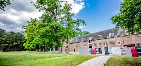 Gekapte bomen bij Het Loo keren terug als hout in het paleis