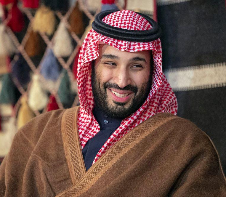 """""""Het is hoogst onwaarschijnlijk dat Saudische functionarissen een dergelijke operatie zouden hebben uitgevoerd zonder de toestemming van de kroonprins"""", aldus het rapport. Beeld EPA"""