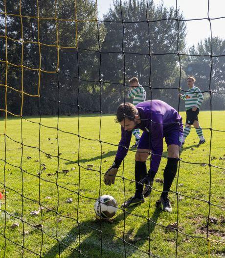 Het eerste gemengde seniorenteam van Zwolle is net All Stars. En straalt zelfs bij een 29-2 nederlaag