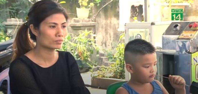 Vu Thi Huong beschouwt de jongen als haar zoon en wil niet weten van een hereniging.