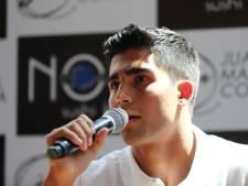 Correa keert anderhalf jaar na zware crash terug in autosport: 'Formule 1 nog steeds mijn droom'