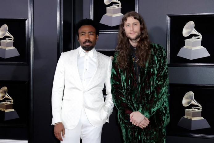 Childish Gambino wint de Grammy Award voor song van het jaar.
