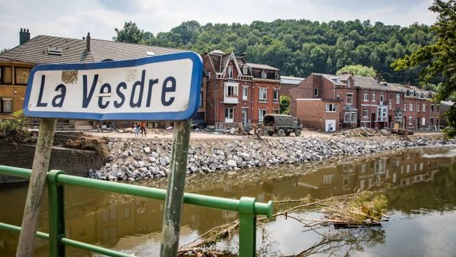 Een van de twee laatste vermiste personen na overstromingen in ons land teruggevonden