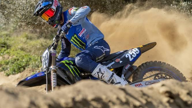 Ook voor vallende Coldenhoff eindigt thuis-GP motorcross in anti-climax