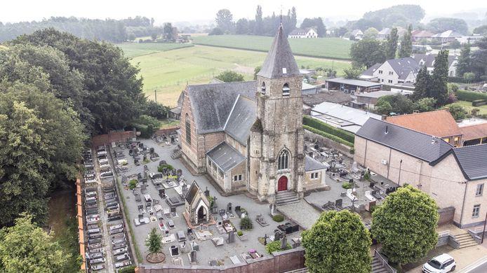 De Sint-Martinuskerk in Oombergen is voorlopig de enige kerk in Zottegem die al zeker een andere bestemming krijgt.