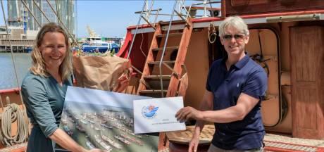 Petitie met 25.000 handtekeningen om Hollandsche Zeilvloot te redden bereikt Den Haag: 'Het is uniek'