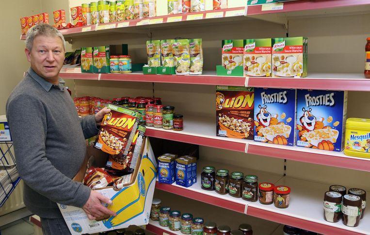 Patrick Vangenechten (50) sluit na 24 jaar kruidenierswinkel Pat.
