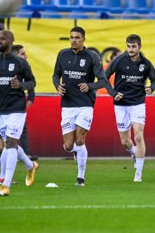 Dasa, Doekhi en Bero sluiten later aan in voorbereiding; Tannane en Bazoer 'gewoon' op eerste training Vitesse