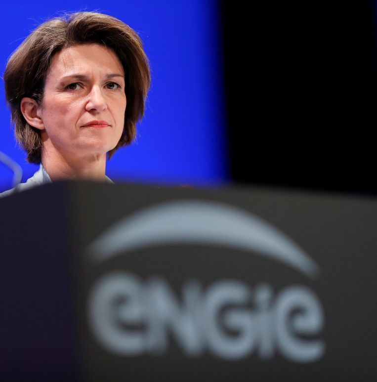 Isabelle Kocher, CEO van Engie.