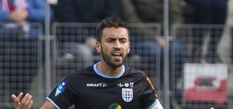 Captain Van Polen voorlopig buitenspel bij PEC Zwolle