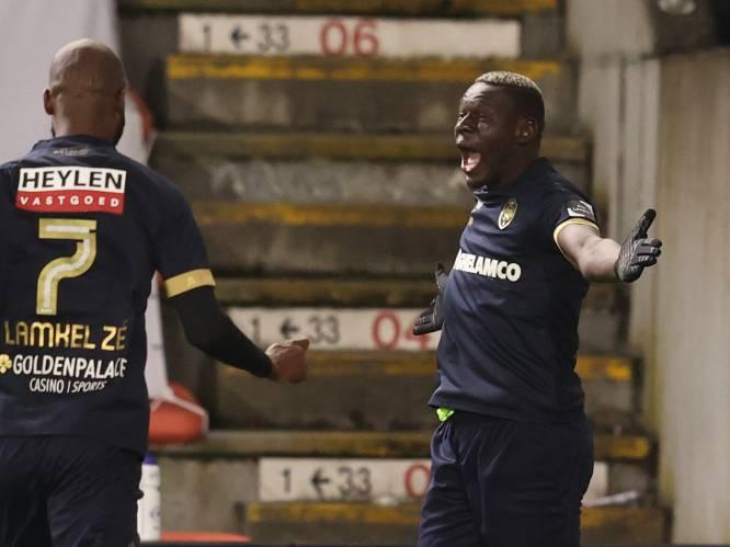Tienkoppig Antwerp knokt zich naar zege én play-off 1, Moeskroen strijdt op slotspeeldag nog tegen degradatie