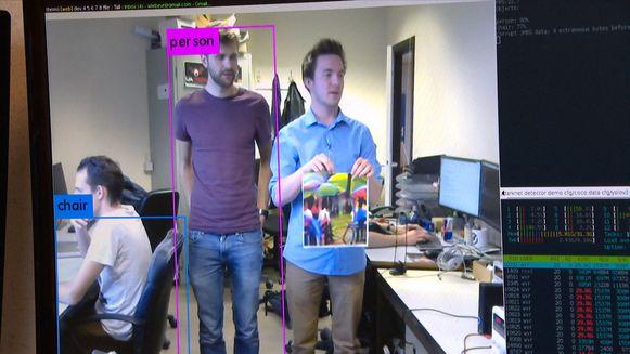 Objectherkenning bij bewakingscamera's werkt niet altijd.