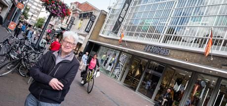 Amersfoortse monumentenman met pensioen: 'Hoogbouw mag best op de Stadsring, de vraag is alleen wáár'