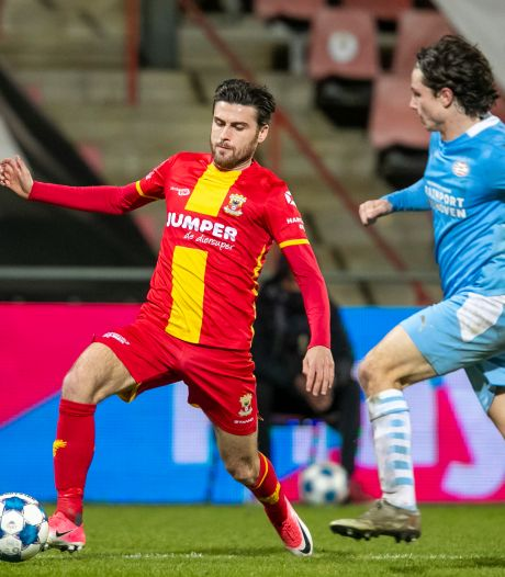 Samenvatting   Go Ahead Eagles - Jong PSV