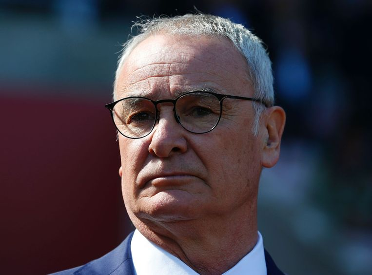 Claudio Ranieri. Beeld afp