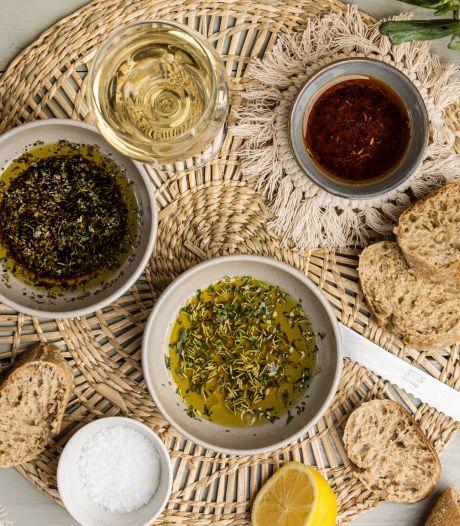 Wat Eten We Vandaag: Olijfolie-dips