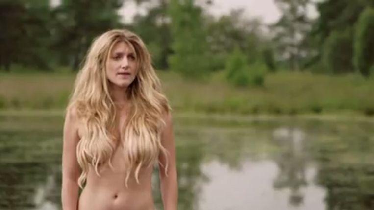 Charlotte Vandermeersch in 'Wat Als? '. Beeld kos