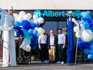 Albert Heijn in Vilvoorde opent feestelijk de deuren