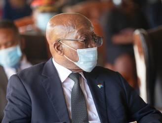 Zuid-Afrikaanse gerecht vraagt aan ex-president Jacob Zuma om eigen straf te bepalen