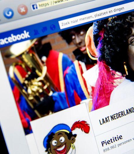 Geblokkeerd om zwartepietfoto: Almelose partij wordt gek van 'tergende arrogantie' Facebook