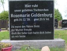 Rosemarie zou nu 81-jarige vrouw zijn geweest, maar werd niet ouder dan 4. In Eibergen houden ze haar in ere