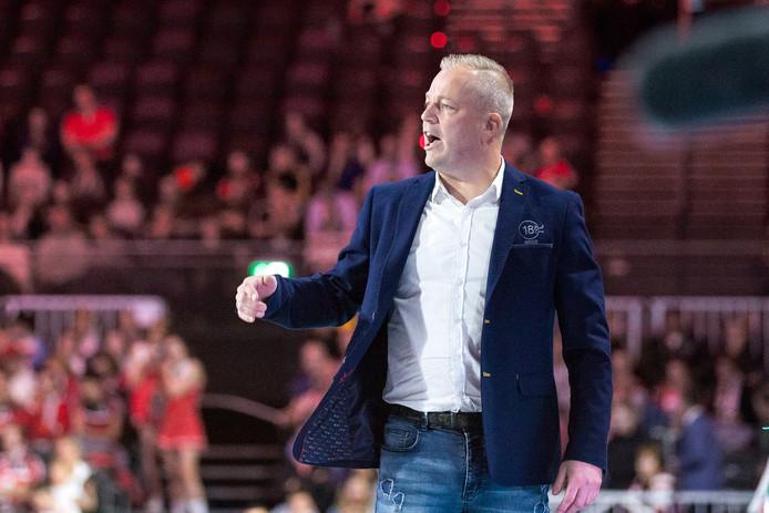 PKC's trainer-coach Daniël Hulzebosch: ,,Er kan dit seizoen zomaar een ploeg uit de top 4 van vorig jaar buiten de boot vallen.''