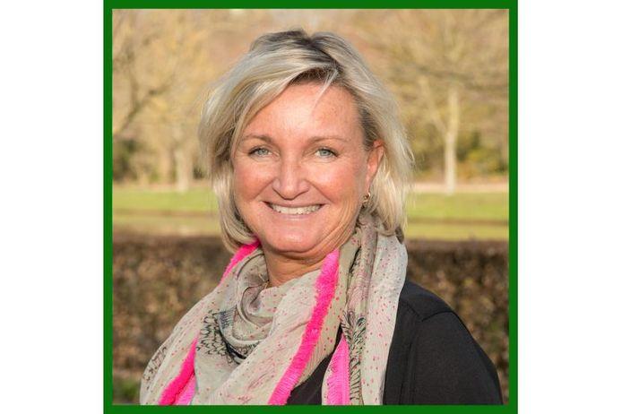 Mariska Pesser, bestuursvoorzitter Fidei et Arti.
