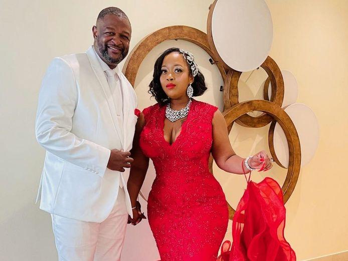 Afgelopen maand trouwden Doug en Dedra Simmons op hun droomplek in Jamaica.