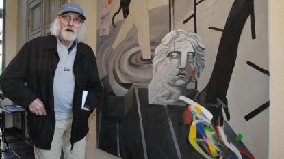 """Kunstenaar Jan De Winter overleden: """"Eenzaamheid brak zijn hart"""""""