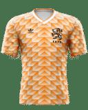 Het shirt uit 1988.