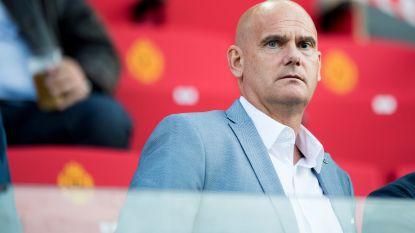 Dennis van Wijk moet KV Oostende voor degradatie behoeden
