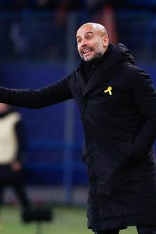 Guardiola nuchter na zeldzame nederlaag