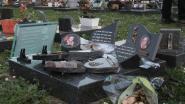 Vandaal slaat dertigtal grafzerken op nieuwe begraafplaats in Wevelgem kapot
