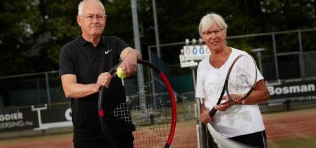 Borculose OldStars zijn meer dan alleen tennissende 60-plussers: 'Ik heb hier maatjes gevonden'