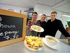 Poolse snackbar in Almelo met 'echt Pools eten, zoals vroeger bij moeder thuis'