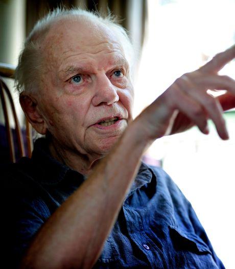 Dick Hageman brengt een cd uit op 95-jarige leeftijd: 'Oud worden wil iedereen, maar is helemaal niet zo leuk'