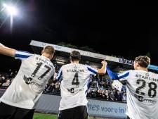 FC Eindhoven legt zwak NAC in swingende eerste helft over de knie