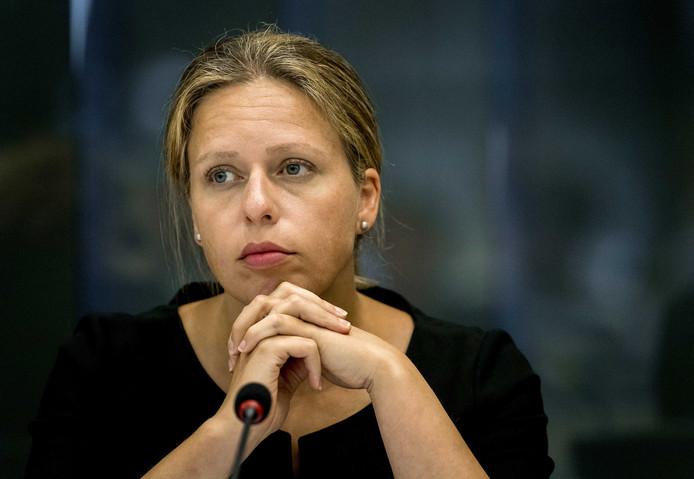 Minister Schouten van Landbouw, Natuur en Voedselkwaliteit.