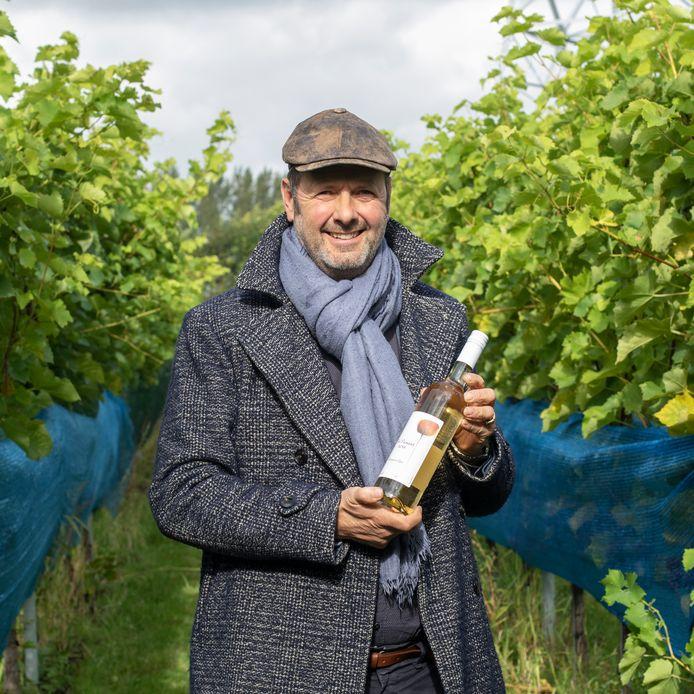 Andre Vink van wijngaard En Passant.