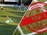 Sambaschuif op Brabants amateurveld: rake vrijetrappen en prachtige beweging van Gemertse voetballer