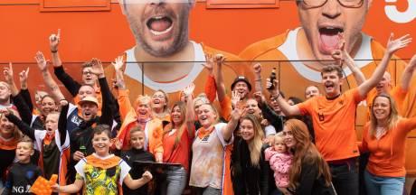 Coen en Sander Show keurt oranjesfeer in Tuinzigt: 'Mooiste plek van Brabant'