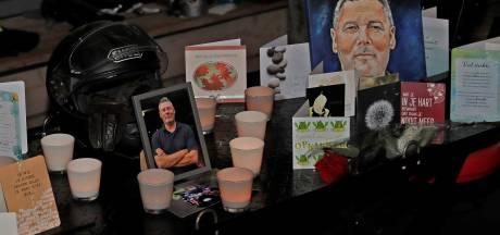 Verdriet over dood motoragent Arno 'maar waar blijft de verontwaardiging?'