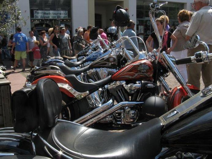 Harleydag 2010. foto archief Henk van 't Veen