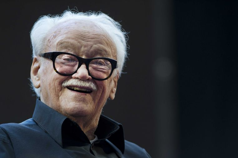 Festivalpeter Toots Thielemans (91) maakte eerder dit jaar zijn afscheid van het podium bekend. Beeld ANP