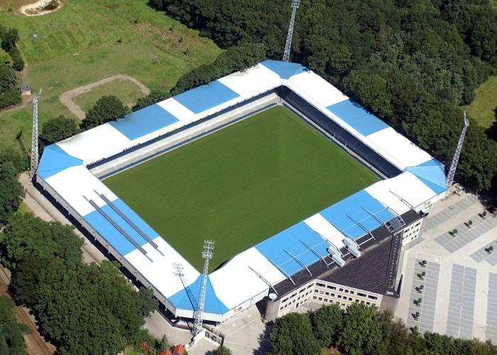 'Groen' Stadion Voor Graafschap